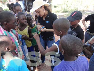 JCI Suriname voert drie milieuprojecten uit in Brokopondo