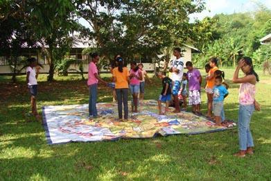 JCI leert kinderen op vakantiescholen over natuurbehoud