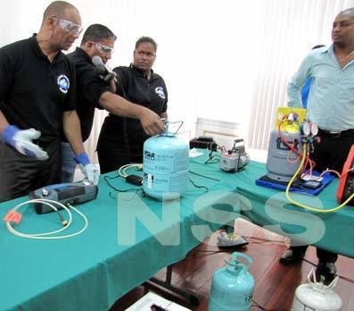 Nimos benadrukt uitbanning schadelijke stoffen op Wereld Ozondag